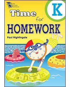 Time for Homework K