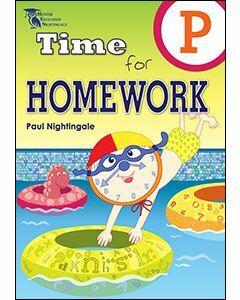 Time for Homework P