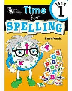 Time For Spelling 1
