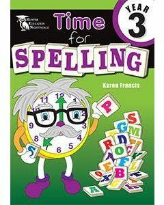 Time For Spelling 3