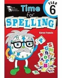Time For Spelling 6
