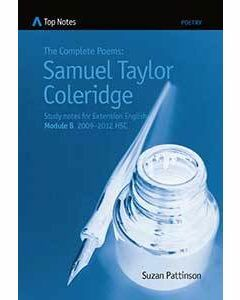 Top Notes: The Complete Poems: Samuel Taylor Coleridge (blue)