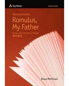 Top Notes HSC Belonging: Romulus My Father