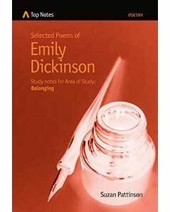 Top Notes HSC Belonging: Selected Poems of Emily Dickinson