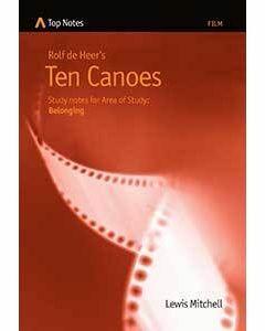 Top Notes HSC Belonging: Ten Canoes