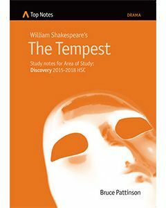 Top Notes The Tempest: HSC Area of Study: Discovery 2015-2018