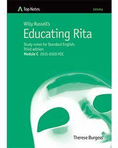 Top Notes Educating Rita: HSC Standard Module C 2015-2018