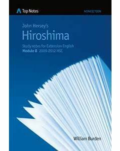 Top Notes: John Hersey's HIROSHIMA