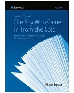 Top Notes: John Le Carre's THE SPY WHO CAME IN FROM THE COLD (blue)