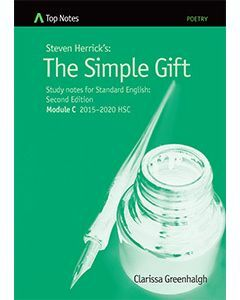 Top Notes The Simple Gift: HSC Standard Module C 2015-2018