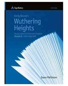 Top Notes: Wuthering Heights (blue)