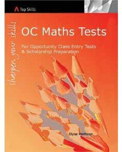 Top Skills O.C. Maths Tests