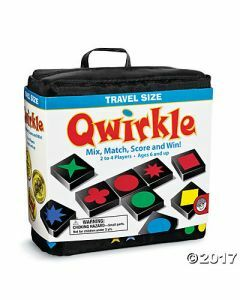 Qwirkle Travel Size (Ages 6+)