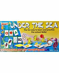 Under the Sea - Fun Way to Learn Preschool Skills