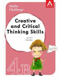 Maths Challenge Creative and Critical Thinking Skills 4B
