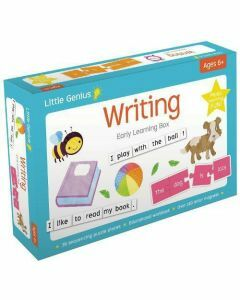 Little Genius - Early Learning Box: Writing (Ages 6+)