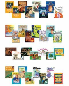 Rigby Literacy Fluent Level Guided Reading and Writing Pack