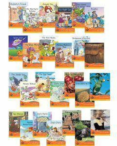 Sails Fluency Level Set 1- Orange Multi Pack