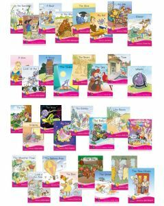 First Wave Set 2 Multi Pack (Reading Levels 1&2/ F&P Levels A&B)