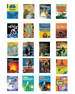 Rigby Literacy Collections Level 5 Value Pack