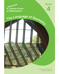 A very good literacy focus on Mathematics Book 4: The Language of Geometry