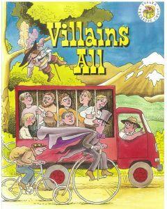 Eureka Treasure Chest 4.4: Villains All
