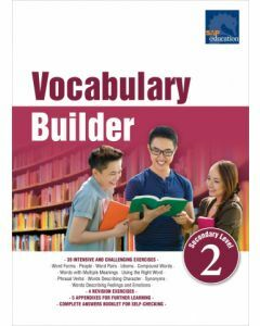 Vocabulary Builder 2