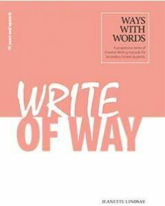 Ways with Words Add on Pack: 10 Ways with Words Write of Way