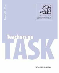 Ways with Words: Teachers on task
