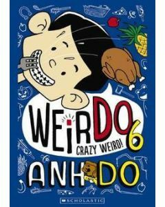 WeirDo 6: Crazy Weird!