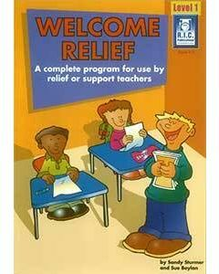 Welcome Relief - Level 1 (Ideal for Ages 5-6)