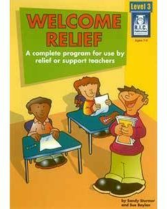 Welcome Relief - Level 3 (Ideal for Ages 7-8 )