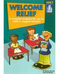 Welcome Relief - Level 4 (Ideal for Ages 8-9 )