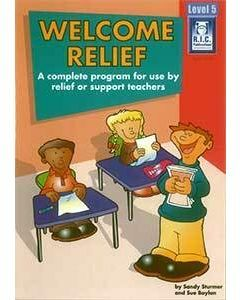 Welcome Relief - Level 5 (Ideal for Ages 9-10 )