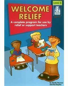 Welcome Relief - Level 6 (Ideal for Ages 10-11 )