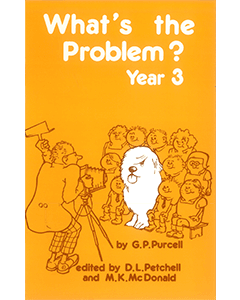 What's the Problem Year 3
