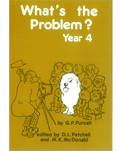 What's the Problem Year 4