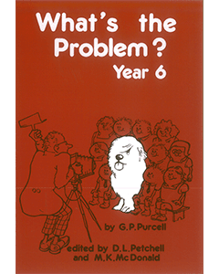 What's the Problem Year 6