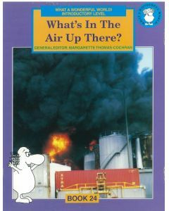 What a Wonderful World! Introductory Level Book 24: What's In the Air Up There?