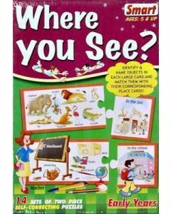 Where You See? - 01046
