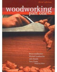 Woodworking Part One 3rd Edition