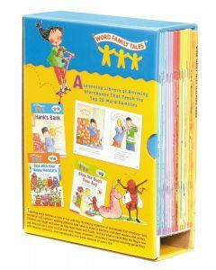 Word Family Tales (25 Book Box Set)