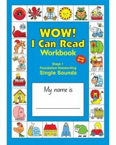Wow! I Can Read Workbook 1