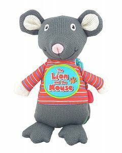 Woolly Book: The Lion and the Mouse