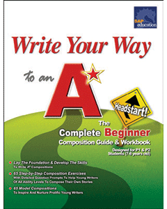 Write Your Way To An A* (Beginner)