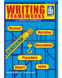Writing frameworks Ages 8 to 10