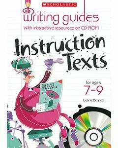Writing Guides: Instruction Texts (Ages 7 to 9)