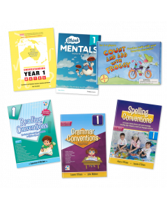 Year 1 Home Learning Value Pack