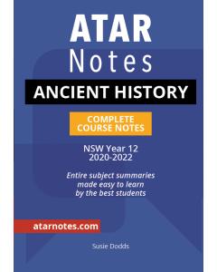 ATAR Notes: HSC Year 12 Ancient History Notes