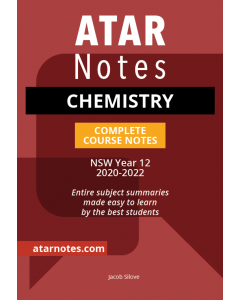 ATAR Notes: HSC Year 12 Chemistry Notes